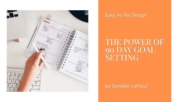 The Power of 90 Day Goal Setting