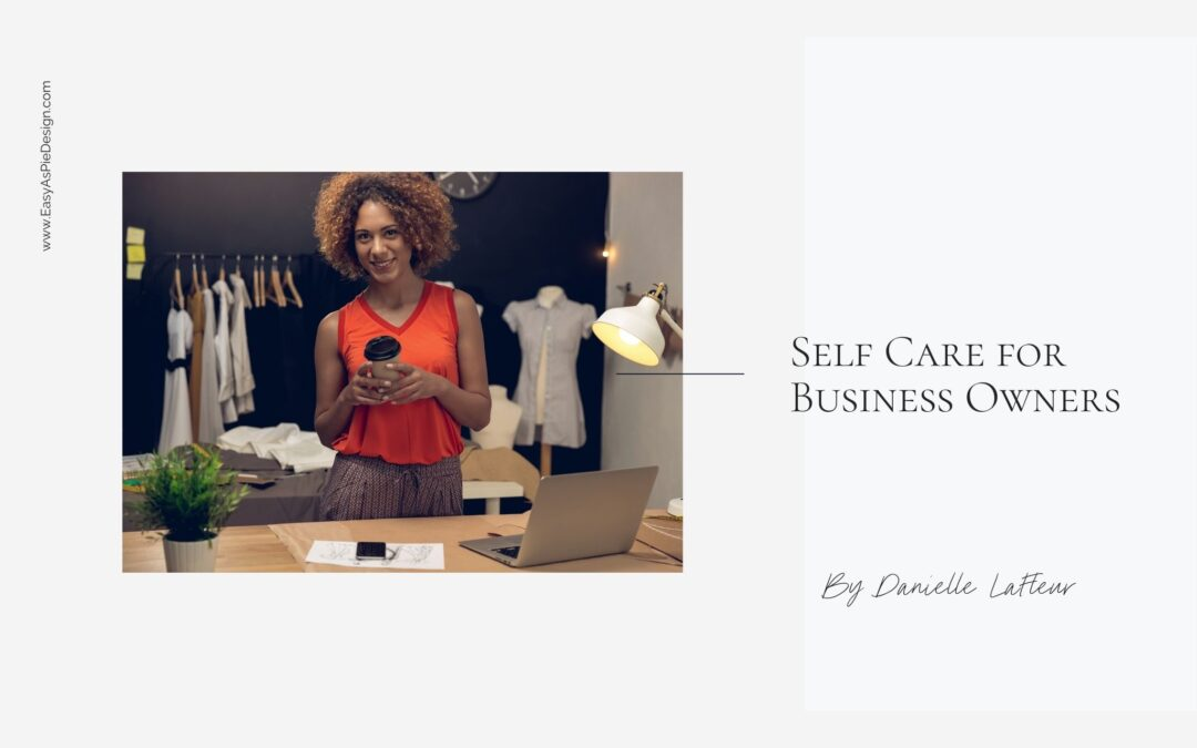 Self-Care Activities for Business Owners